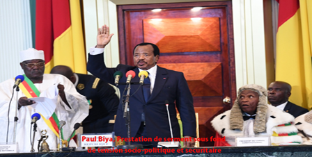Septennat Paul Biya : Première année sur fond de violation de droits et de tensions