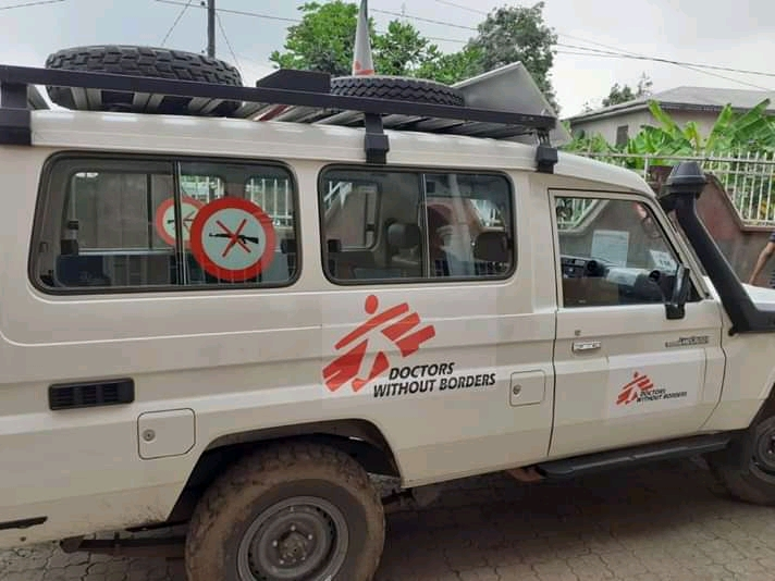 [Fact-Checking]:  Doctors Without Borders Deny Ever Transporting Arms
