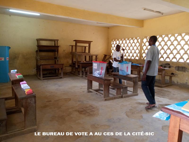 Municipales et Législatives 2020 : Plus de la moitié des électeurs attendus dans les bureaux de vote absents à Douala