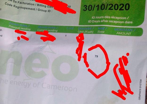 Fact-checking : Faux, le prix du Kilowatts n'est pas passé de 50 FCFA à 79 FCFA au Cameroun