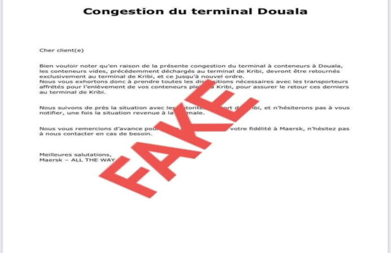 Fact-checking : La fluidité fait défaut au port de Douala