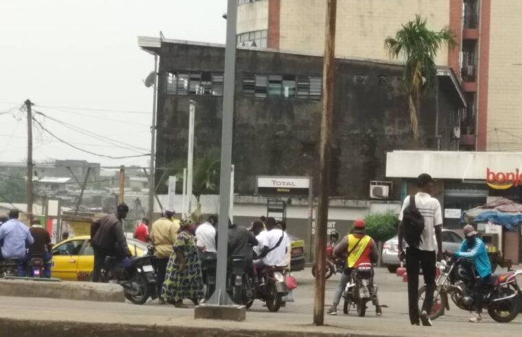 Transport : déjà 4 000 mototaximen détenteurs de permis de conduire à Douala