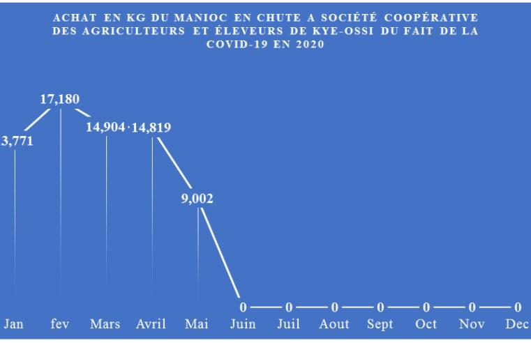 Covid-19 : A Kye-Ossi, le secteur d'élevage affecté à près de 40%