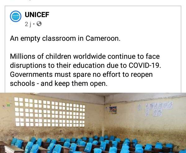 Fact-checking : Aucune école n'est fermée du fait de la Covid-19 au Cameroun