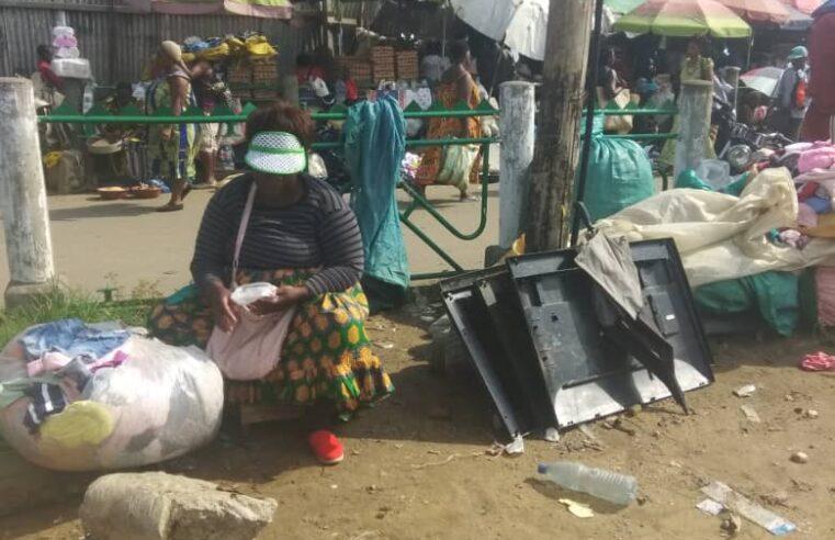 Désordre urbain : Bras de fer entre les commerçants et la police municipale au marché Ndogpassi