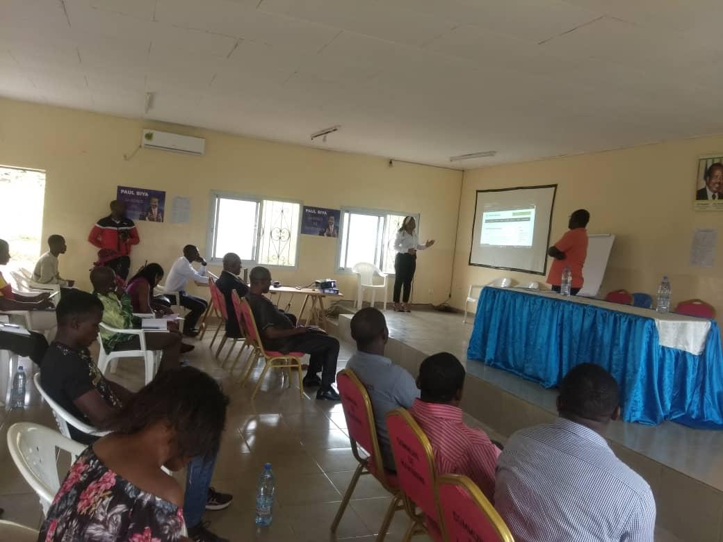 Formation : Les jeunes de Makénéné outillés sur le numérique