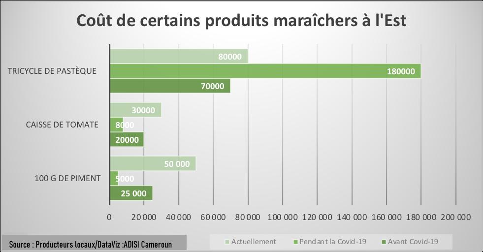 Covid-19 : La pandémie déstabilise le marché des cultures maraichères à l'Est