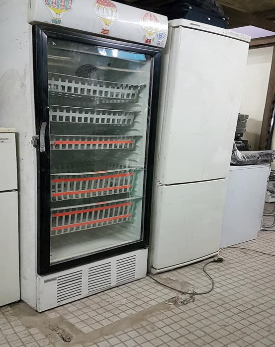 Cameroon: Prohibited by law, but in practice allows the import of hazardous gas refrigerators.