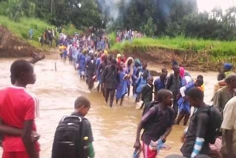 Nord : Le calvaire des élèves à Poli en saison pluvieuse