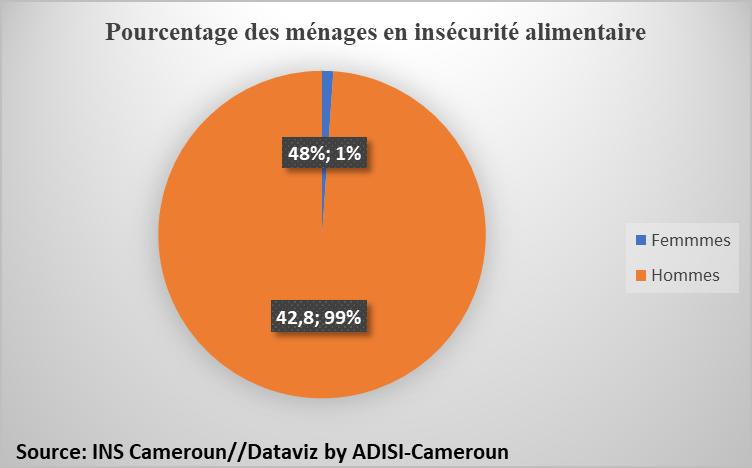 Covid-19 : 3/10 de ménages passent une journée sans manger au Cameroun